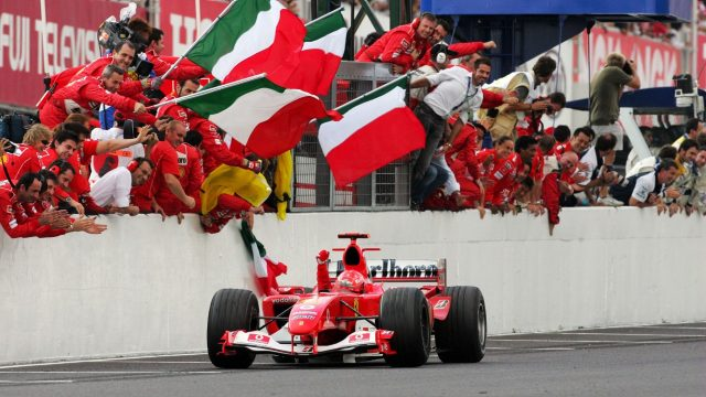 Trader Formula 1