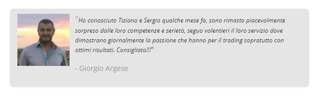 DDD Recensione Giorgio