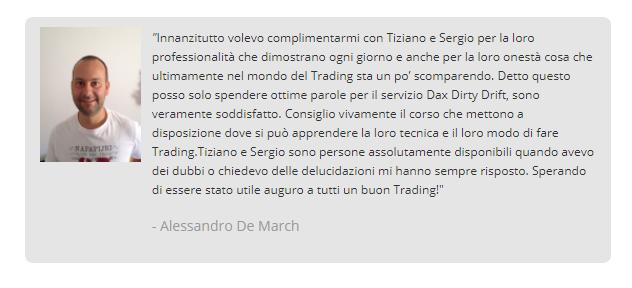 DDD Recensione Alessandro