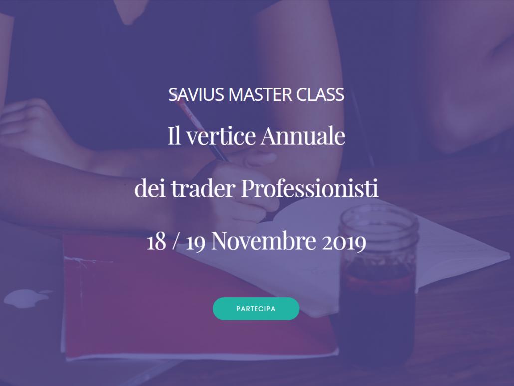 Savius Master Class