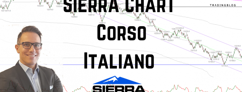 Sierra Chart Corso Ita
